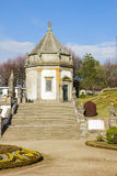 Chapels of Shrine of Good Jesus of the Mountain. Chapels Shrine of Good Jesus of the Mountain, Braga, Portugal Stock Images