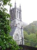 Chapiteles de la iglesia Foto de archivo libre de regalías