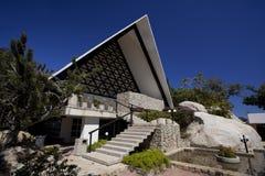 Chaple of Peace - Acapulco stock image