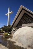 Chaple of Peace - Acapulco stock photo