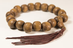 Chaplet with Buddha Royalty Free Stock Photo