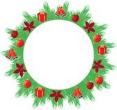 Chaplet do Natal Imagem de Stock Royalty Free