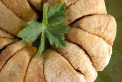 Chaplet van droge fig. Royalty-vrije Stock Foto's