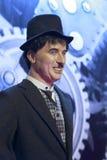 Chaplin van Charlie van de beroemdheidswas model Royalty-vrije Stock Afbeeldingen