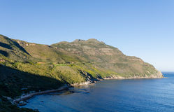 Chapman's Peak Drive South Africa Stock Image