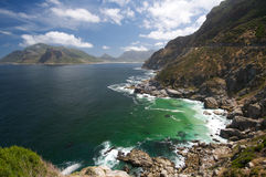 Chapman's Peak Cliffs Stock Photography