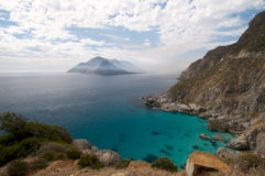 Chapman's Peak Paradise Royalty Free Stock Photo