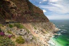 Chapman's Peak Tunnel Royalty Free Stock Image
