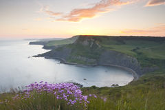Chapman's Pool Stock Images