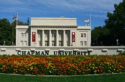 Chapman University Stock Images