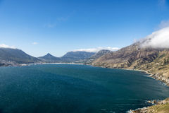 Chapmans Drive and Hout Bay, South Africa Royalty Free Stock Photos