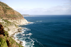Chapmans Peak Drive Landscape Stock Photography