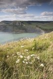 Chapmans Pool, Dorset Royalty Free Stock Images
