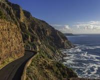 Chapmans szczytu przejażdżka Capetown fotografia stock