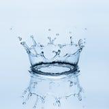 Chapoteo del agua Fotografía de archivo