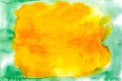 Chapoteo del color de la pintura del fondo Imágenes de archivo libres de regalías