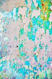 Chapped pastel-colors background royalty free stock image