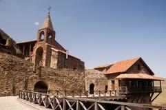 The chappel of  David Gareja monastery, Georgia Royalty Free Stock Photos