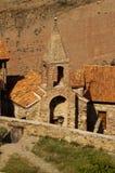 The chappel of  David Gareja monastery, Georgia Stock Images