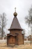 Chappel de saint Nicholas Church Zvenigorod, Russie photographie stock