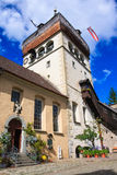 Chappel Martinsturm Стоковое Изображение