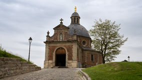Chappel Oudenberg, Geraardsbergen Photo stock