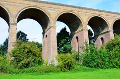 Chappel viaduct Essex Stock Image