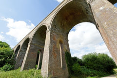 Chappel Viaduct,Essex,UK Royalty Free Stock Photo