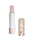 Chapstick with sakura flowers. Stock Images