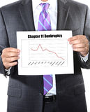 Chapter 11 bankruptcy Stock Photos