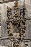 Chapter House Manueline style window Stock Image