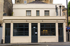 Chapter One Public House front. BATH, SOMERSET, UK - JULY 15 2016 Independent Freehouse on London Road in the UNESCO World Heritage City of Bath, in Somerset Stock Image