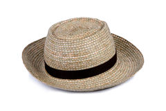 Chapéu do Weave Fotos de Stock