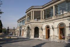 Chapultepec城堡 免版税库存图片