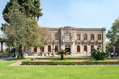 Chapultepec Castle, home of the National History Museum in Mexico City Royalty Free Stock Image