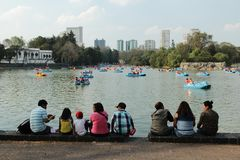 Free Chapultepec Park. Royalty Free Stock Photography - 99635827