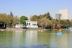 Chapultepec Park, Mexico City Stock Photos
