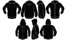 chaqueta ilustración del vector