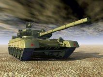 Char de bataille russe Photo stock