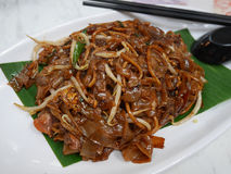 Char Keow Teow Noodle Royalty Free Stock Photography