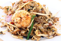Char Kuey Teow Royalty Free Stock Photography