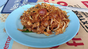 Char Kuey teow Stock Photo
