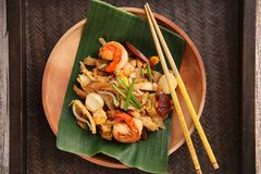 Char Kway Teow Stock Images
