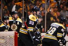 Chara de Zdeno, Boston Bruins Foto de Stock