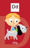 Character D Cartoons Stock Photos