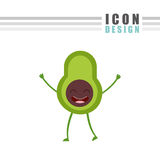 character food design Royalty Free Stock Photo