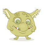 Character monster Stock Photography