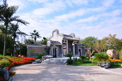 Characteristic architecture in Fujian Royalty Free Stock Photo