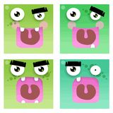 Characters 01 Royalty Free Stock Photo