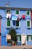 charakter domku Włochy Zdjęcie Royalty Free